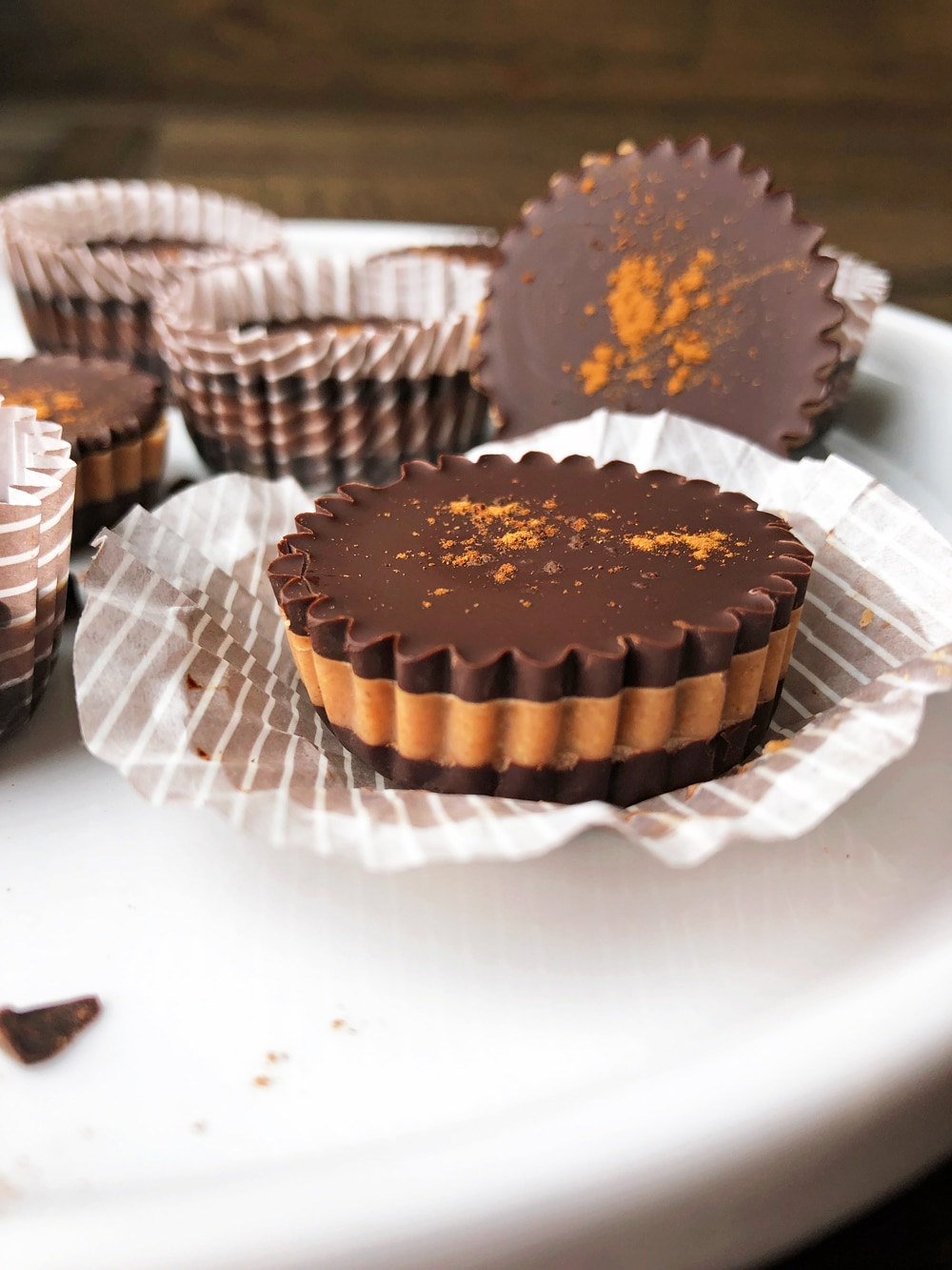 coconut butter cups