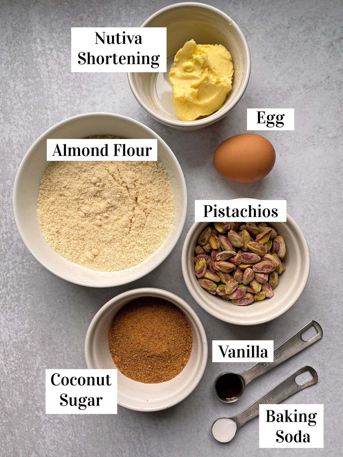 ingredients-in-pistachio-almond-cookies