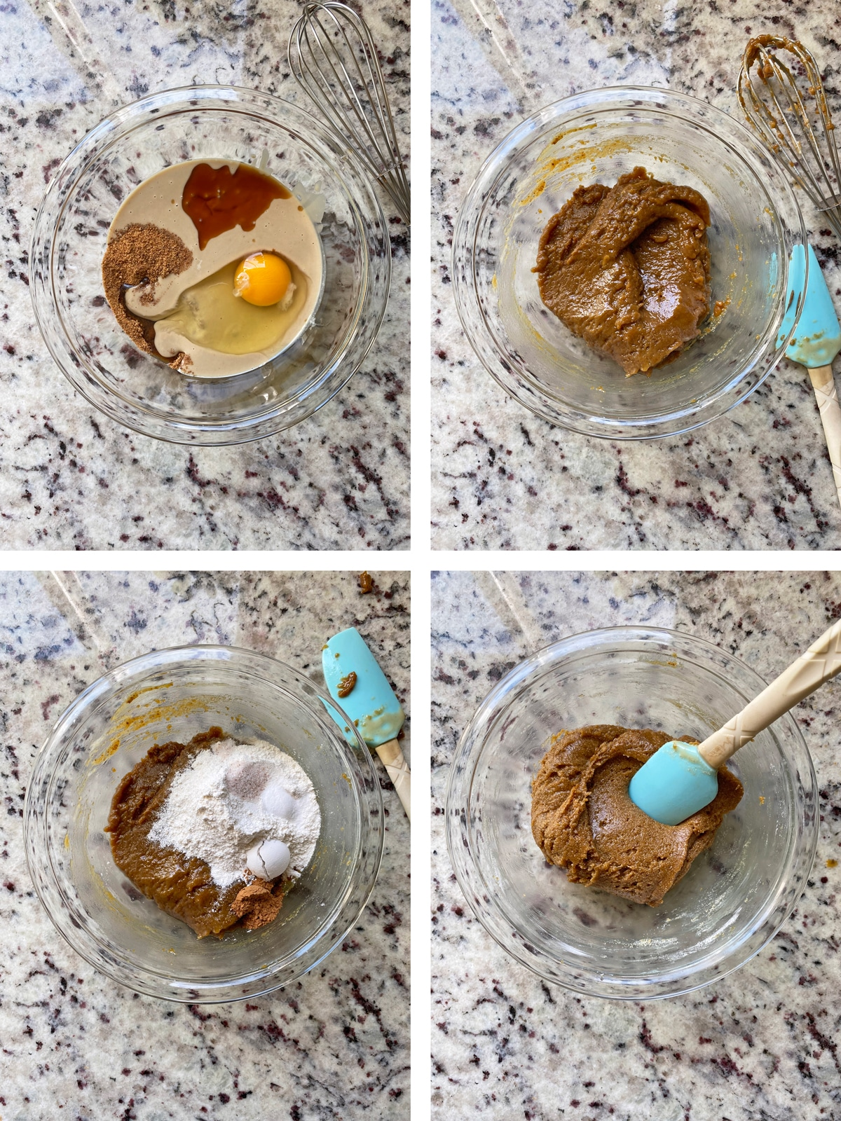 how to make the cookie dough